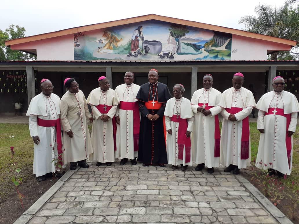 L'Assemblée Episcopale Provinciale de Kinshasa